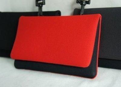 la essence LE-1308(6~吋) 潛水衣布手機保護袋 防震抗摔 Samsung /IPHONEX肩背腰掛式