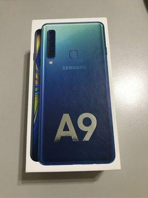 三星A9空機[全新]藍色 6G/128G
