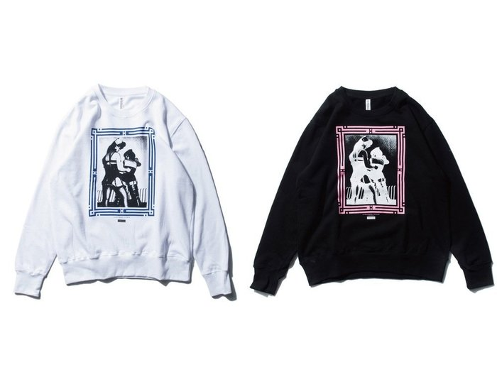 """[ LAB Taipei ] DeMarcoLab """"THE FRAME #3 SWEATER"""""""