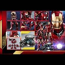 訂單 Hottoys ironman 1:4 mark III mark 3 deluxe version  QS012 已付$1500