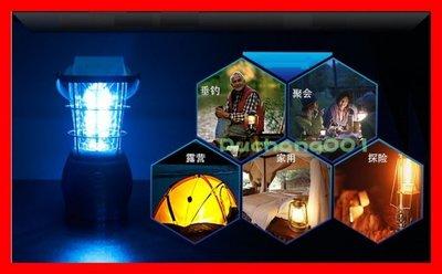 36LED太陽能充電野營燈露營燈帳篷燈戶外帳篷營地燈帶手搖燈有Usb介面可充手機F011