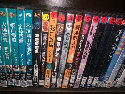 【席滿客二手書】正版DVD-電影《墮落天使》-艾迪森提琳、蘿拉寇克