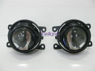 ※Tokyo東京車燈部品※三菱MITSUBISHI OUTLANDER 08 3.0 H11魚眼霧燈一組