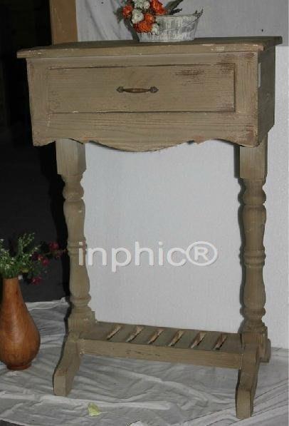 INPHIC-仿舊傢俱 特色仿舊實木工藝櫃子