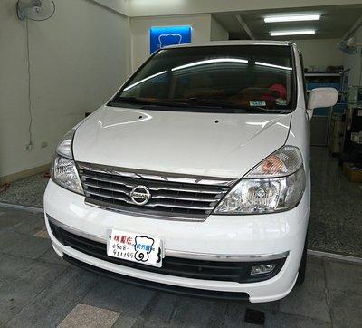 Nissan Serena-A柱+B柱+加長C柱+四車門下方 汽車隔音條 套裝組【靜化論】