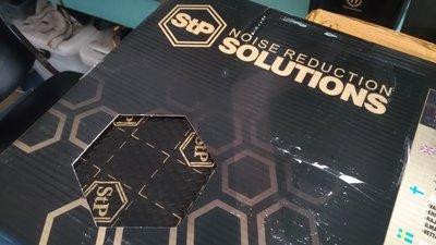[樂克影音] 俄羅斯 STP  黑金版頂級制震墊  BLACK GOLD 2.3MM  EMMA推薦品牌