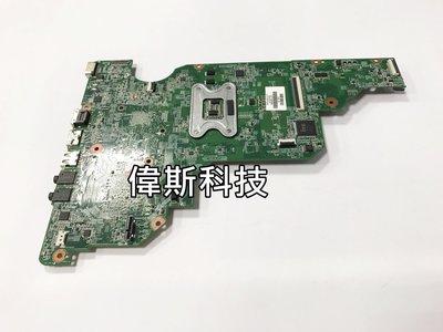 ☆偉斯科技☆ HP惠普CQ58 筆電主機版~※還有多款筆電主機板可以參考~歡迎來實體門市選購~~