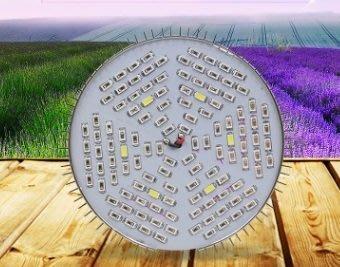 植物燈外贸爆款熱銷 80W 全光譜 植物生長燈