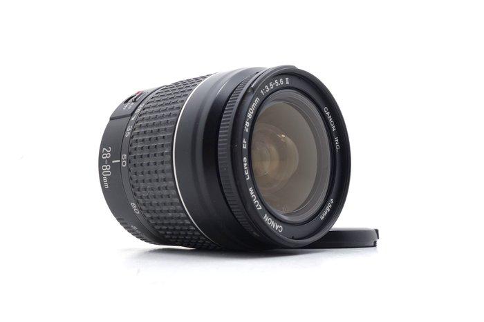 【台中青蘋果競標】Canon EF 28-80mm f3.5-5.6 II 瑕疵鏡頭出售 鏡頭內部發霉 #38323