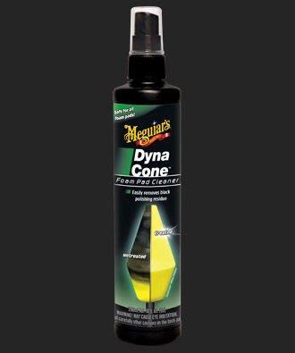 【易油網】Meguiar's DynaCone Pad Cleaner 美光蠟 海綿拋光棉清洗劑G19410