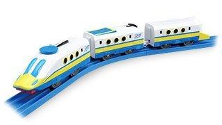 TAKARA TOMY 鐵道王國 Disney x PLARAIL 唐老鴨 海岸線特急列車