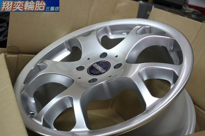 (翔奕輪胎館)類RACING DYNAMICS DW09 16吋 4孔100 7J 鋁圈 K8 FIT YARIS SWIF virage 完工價
