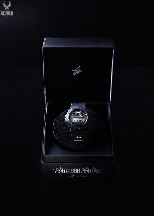 ERIC.COM 街頭品牌 Remix X USUGROW X G-SHOCK 6900