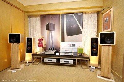 強崧音響 audel Fred&Ginger / RAP / Hi Fido