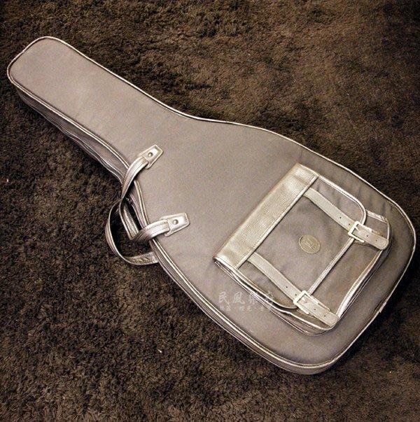 《民風樂府》加拿大製 Levy's CM51L Semi-Hollow 半空心吉他袋 庫存品出清 僅此一個