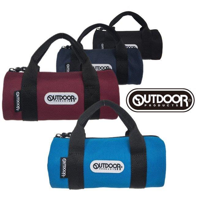 GIFT41 4165本通 板橋店  OUTDOOR-復古學院系列-萬用圓筒袋  四色