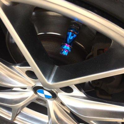 【TTW】汽車 機車白鐵鍍鈦 氣嘴蓋 氣嘴頭 風嘴頭 風嘴蓋造型 質感優