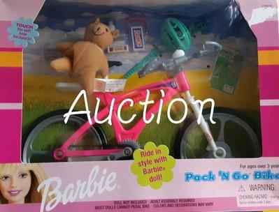 全新芭比 越野單車 爬山單車 套裝 Barbie Mountain Bike 不包括人偶