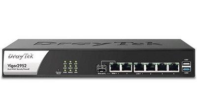 【S03 筑蒂資訊】有現貨 居易 Vigor2952 Dual WAN Router 雙WAN 防火牆路由器