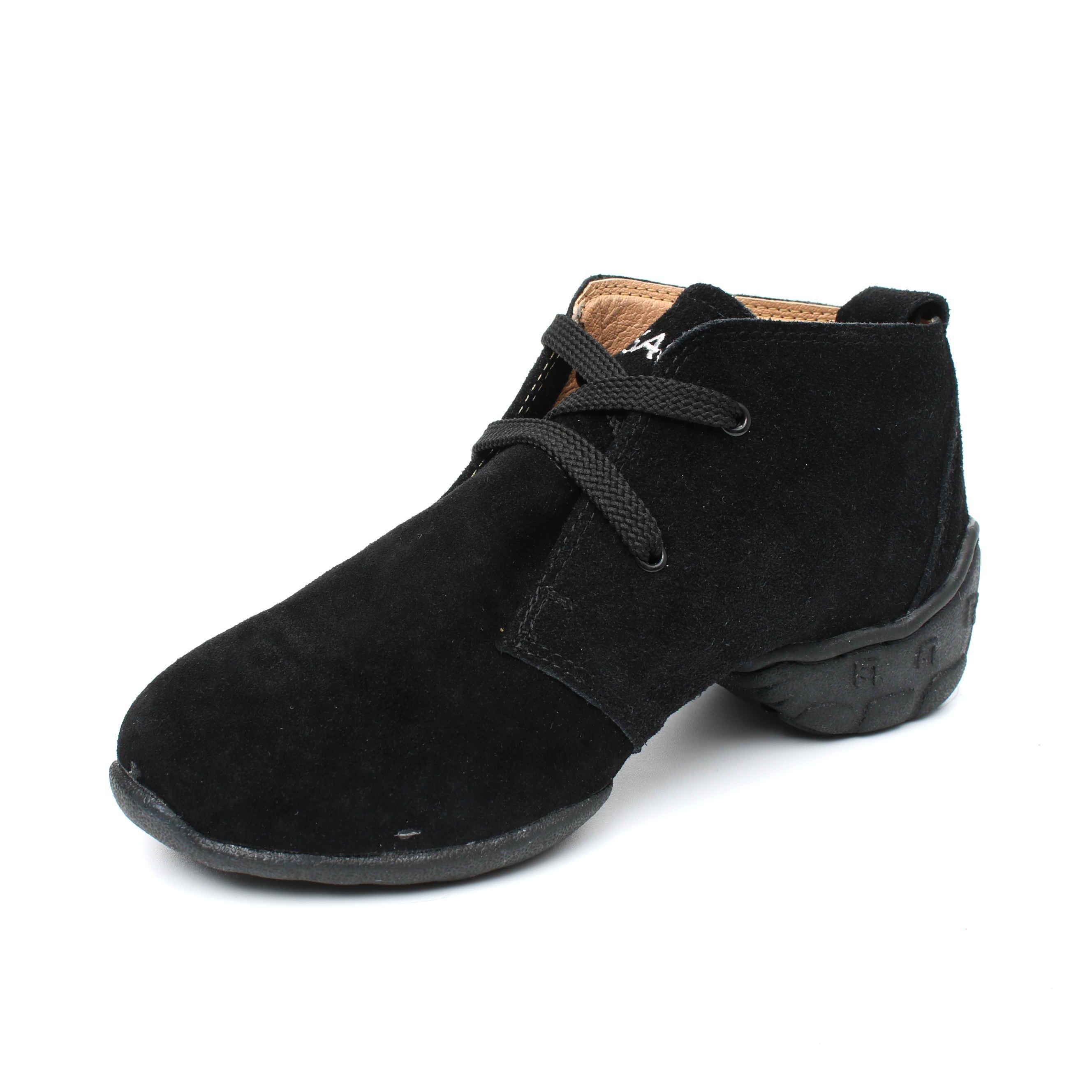 Afa安法國標舞鞋/拉丁舞鞋~~多功能運動舞鞋 原價$2,200~~70504 黑色麂皮低筒 特價$990