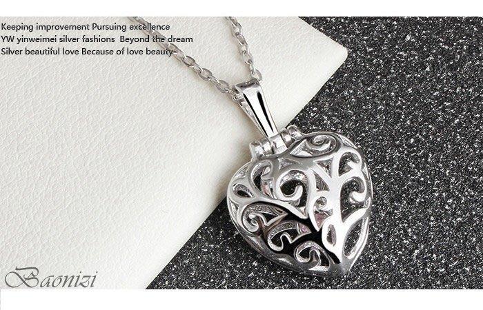 《現貨》『一見傾心』國際S925銀鋯石項鍊 鎖骨鍊 生日禮物 情人節禮物 母親節禮物 聖誕節禮物 Baonizi 寶妮子