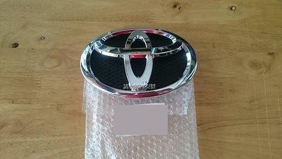 豐田 YARIS 06-13 全新品 水箱罩標誌 前保桿標誌...原廠1100 副廠500