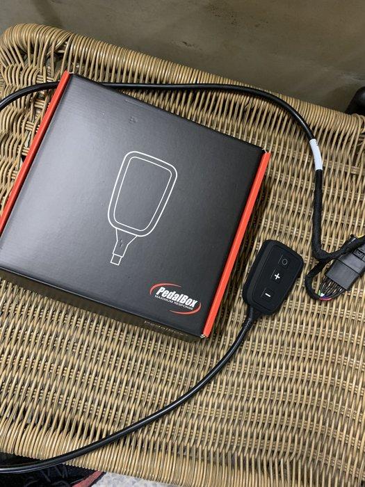 德國原裝 DTE 直接授權經銷公司貨 電子油門加速器 BENZ Pedalbox+ 不干擾電腦