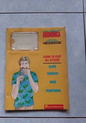 instant harmonica (立即學會口琴)