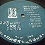 【杜比唱片】 黑膠唱片 ~ 童安格 旅行者三重唱 // 我不知道風是在那一個方向吹   (稀少盤) *** LP ***