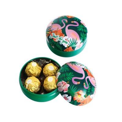 阿里家 浪漫婚禮糖盒個性橢圓馬口鐵喜糖盒創意婚慶禮品盒歐式結婚糖盒/訂單滿200元出貨