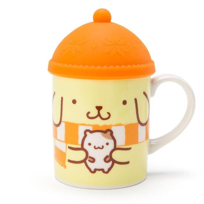 41+現貨不必等  Y拍最低價 日本限定  正版 布丁狗 帽型杯蓋 馬克杯 聖誕造型 小日尼三