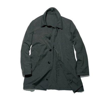 uniform experiment COLLAR COAT 軍裝大衣 長版風衣 軍事外套 M51 WTAPS 嵾考