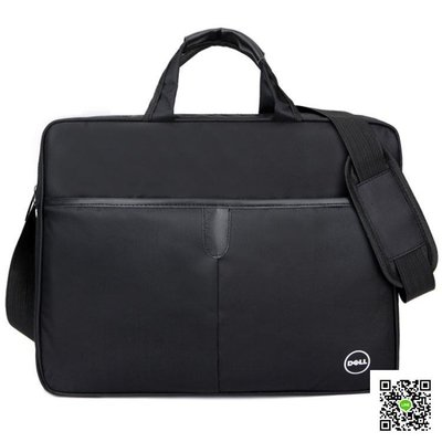 筆電包  聯想戴爾筆記本電腦包14/15/15.6英寸大容量單肩手提斜背包/側背包男女式