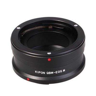 Kipon轉接環專賣店:Rollei-EOS M(M5,M6,M100)