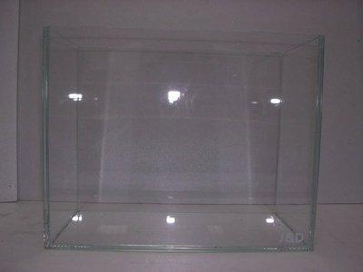 【魚缸大賣場】【各式魚缸木架訂製全省配送】J&D-8mm60*45*45超白玻璃缸特價