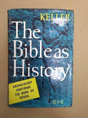 不二書店 The Bible as History: A Confirmation of the Book of Boo