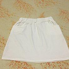 白色短裙 SIZE S  ,  100含運