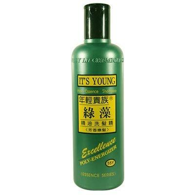 年輕貴族綠藻 玫瑰洗髮精/茶樹洗髮精/...