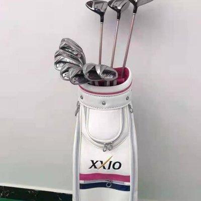 台灣現貨【高端高爾夫】新款XX10高爾夫球桿女士套桿MP1100全套易打遠距離