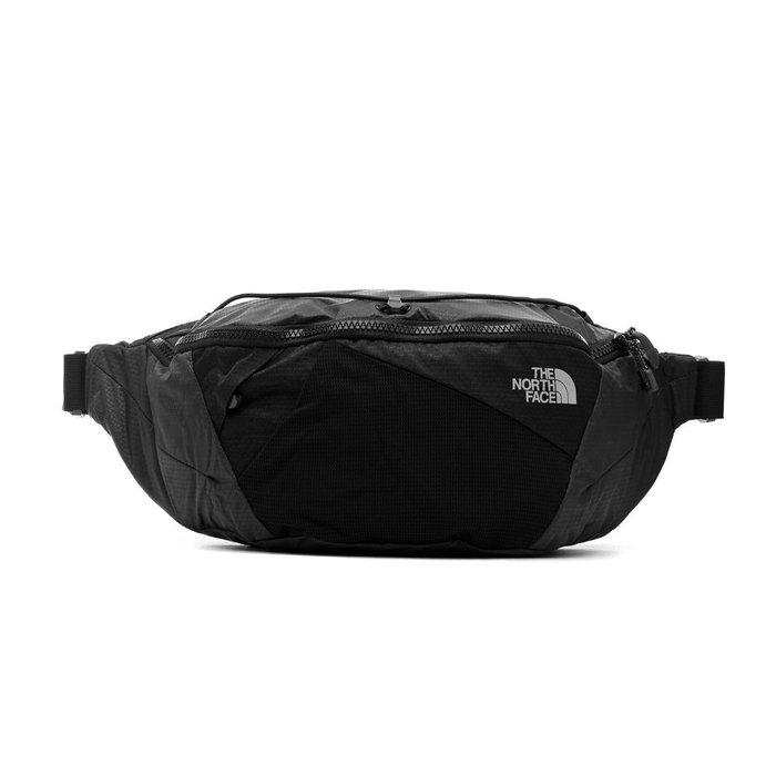 【IMP】The North Face LUMBNICAL BAG 腰包 斜背包 側包 大容量 黑 灰 現貨