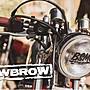 《美式工廠》美國 LOWBROW 握把套 GT系列 紅色 SB300 川崎 MY150 WOWOW