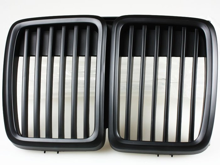 BMW 寶馬 E30 1884~1990年 ABS塑料水箱罩 水箱護罩水箱網水柵 空力套件