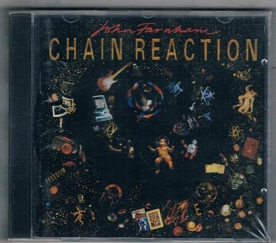 [鑫隆音樂]西洋CD-JOHN FARNHAM : CHAIN REACTION {VPCD0830}  全新/免競標