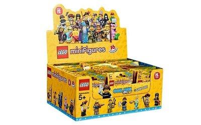 (bear)全新現貨 lego樂高 71007 minifigures  12代人偶 整盒 全60隻