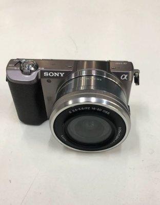 窩美 Sony/索尼二手ILCE-5100L 套機A5100 美顏數位相機,95新,配件電池品牌充背帶