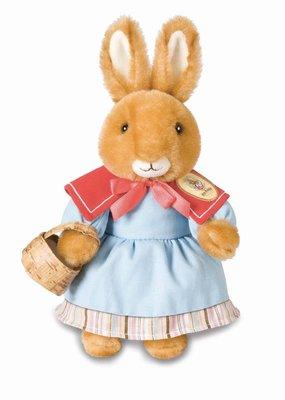 預購 美國帶回 Beatrix Potter 英國彼得兔 Mrs. Rabbit 絨毛娃娃 兒童玩偶 生日禮 29cm