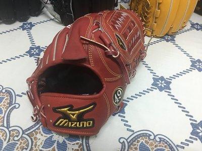 美津濃 MIZUNO PRO For Professional  日職支給用 硬式投手手套