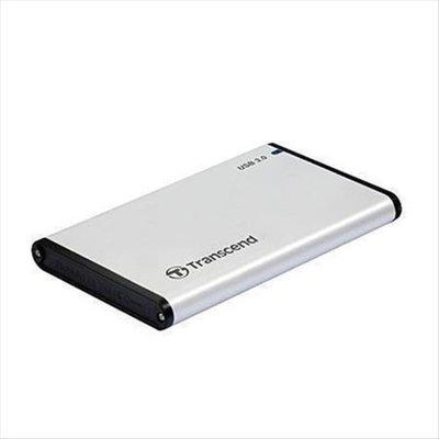 新風尚潮流 創見 硬碟外接盒 【TS0GSJ25S3】 2.5吋 USB3.0 可一鍵備份 自動備份 兩年保固 台中市