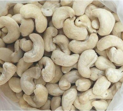 廚房百味:生腰果 320ww(最小) 600g  整顆腰果粒 腰果 堅果
