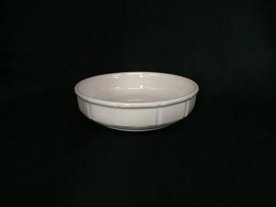 【牛魔王餐具】大同磁器(P0384)8英吋羹皿(20.4cm)   羹湯盤/湯皿-量大或來電(店)保證便宜